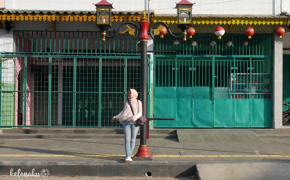 Wisata bengkulu, Kampung Cina