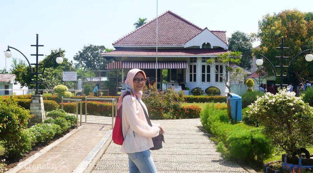 Wisata bengkulu, Rumah Pengasingan Bung Karno