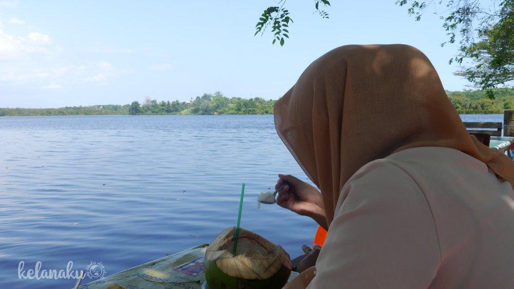 Wisata bengkulu, Danau Dendam Tak Sudah