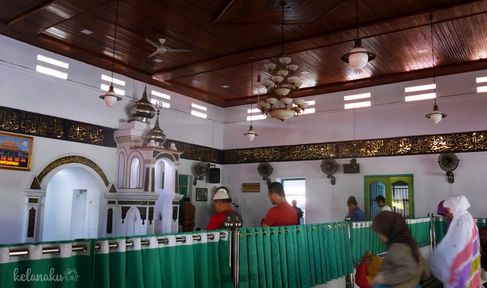 Wisata Bengkulu, Masjid Jamik Bengkulu