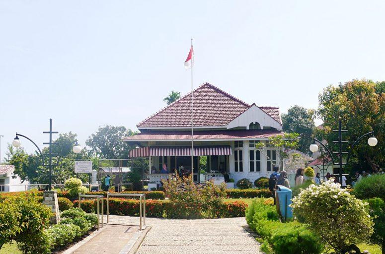 Rumah Pengasingan Bung Karno